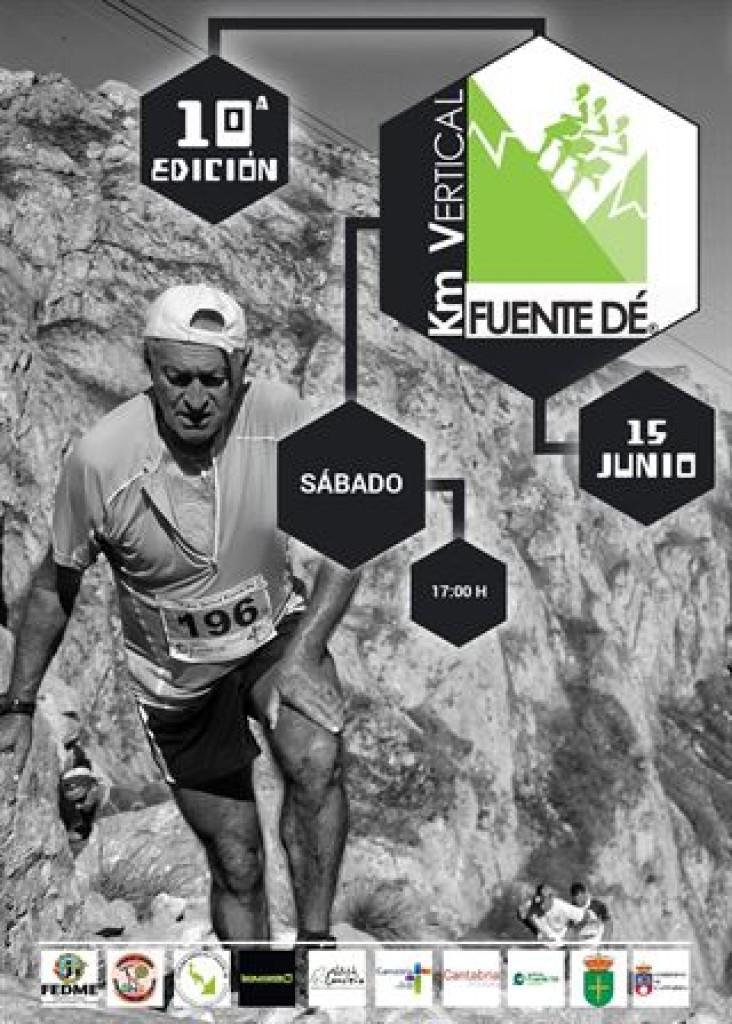 X Km Vertical Fuente Dé 2019 - Cantabria