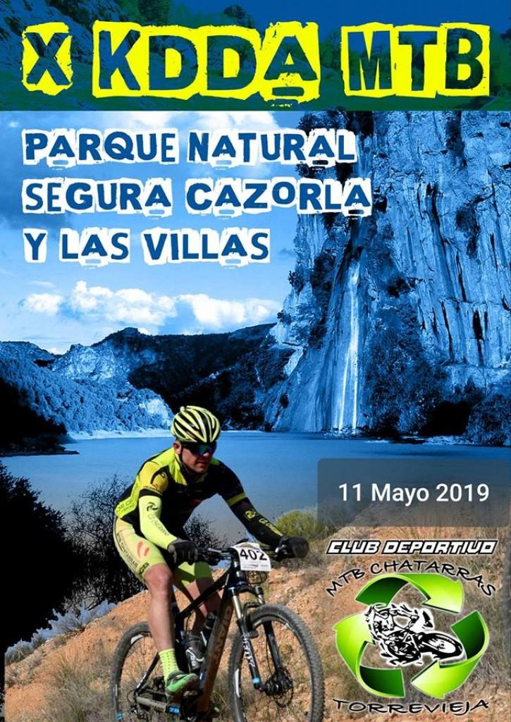 X Marcha Kdda. MTB Parque Natural de Segura Cazorla y las Villas - Jaén - 2019