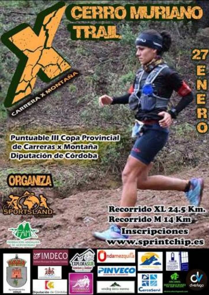 X Trail Cerro Muriano - Cordoba - 2019