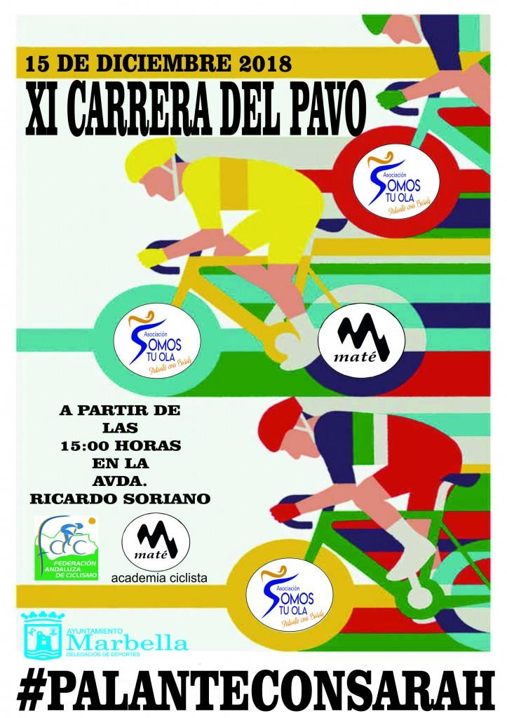 XI CARRERA DEL PAVO - Marbella - 2018