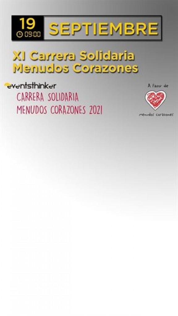 XI Carrera Menudos Corazones - Madrid 2021