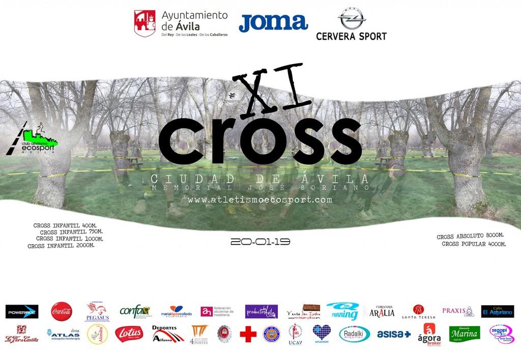 XI CROSS CIUDAD DE AVILA - 2019