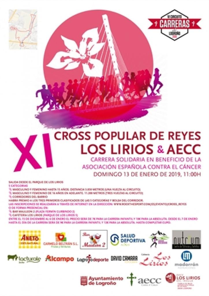 XI Cross Popular de Reyes Los Lirios - La Rioja - 2019
