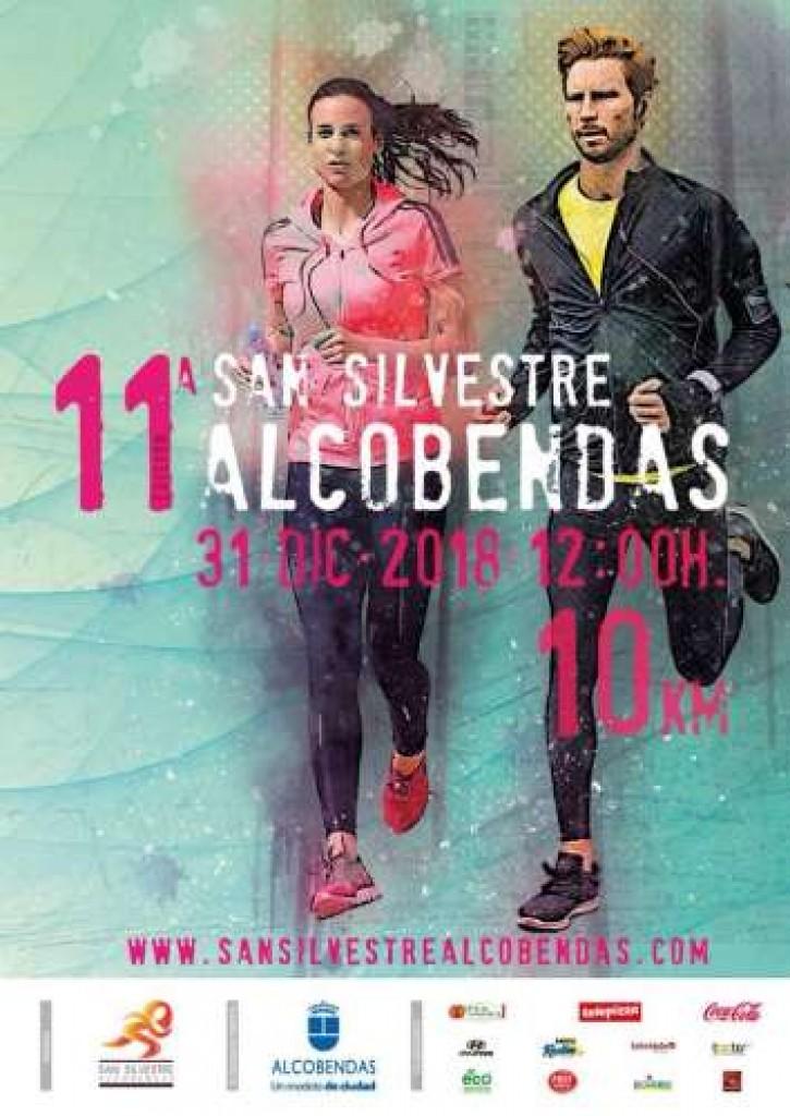 XI SAN SILVESTRE DE ALCOBENDAS - Madrid - 2018