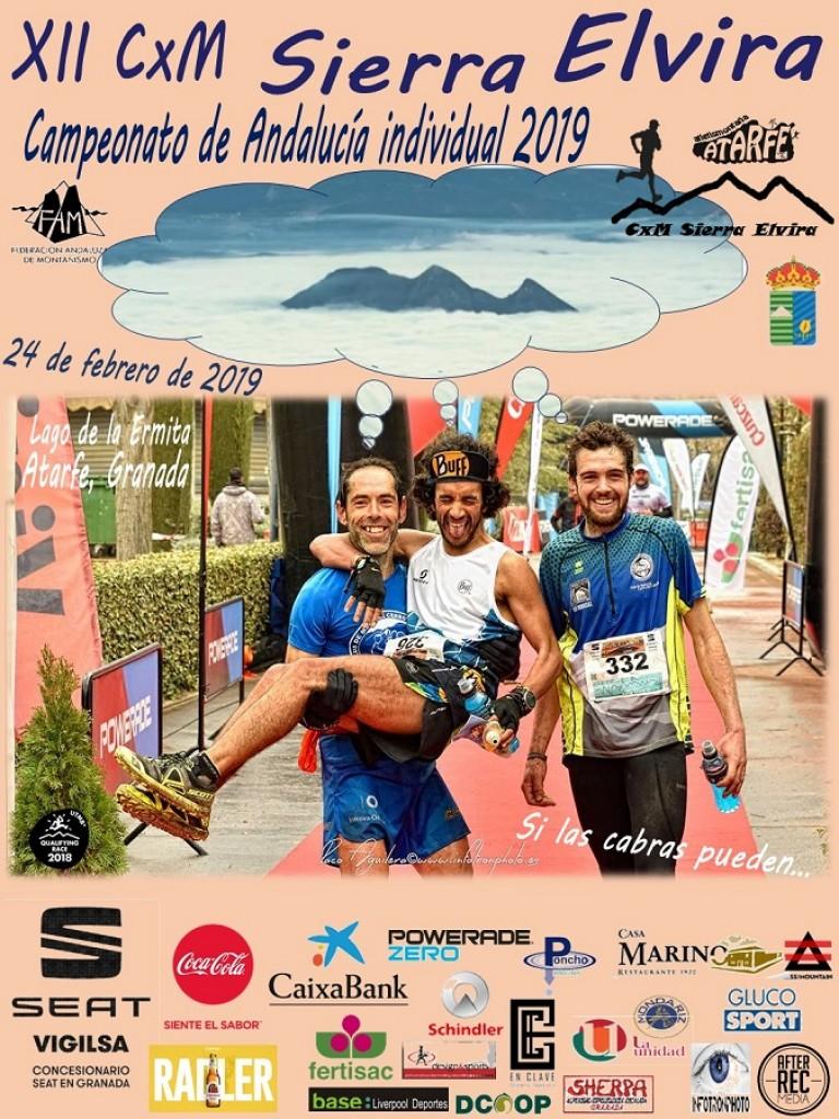 XII CxM Sierra Elvira - Granada - 2019