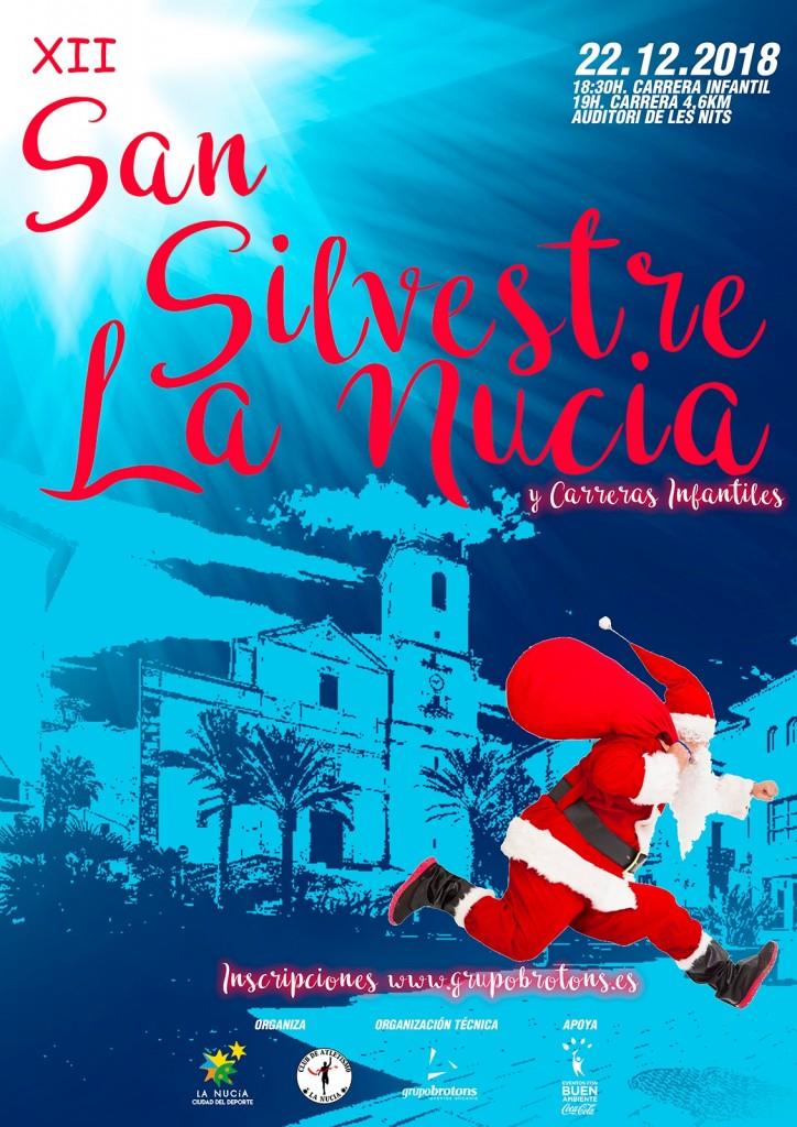 XII San Silvestre La Nucia - Alicante - 2018