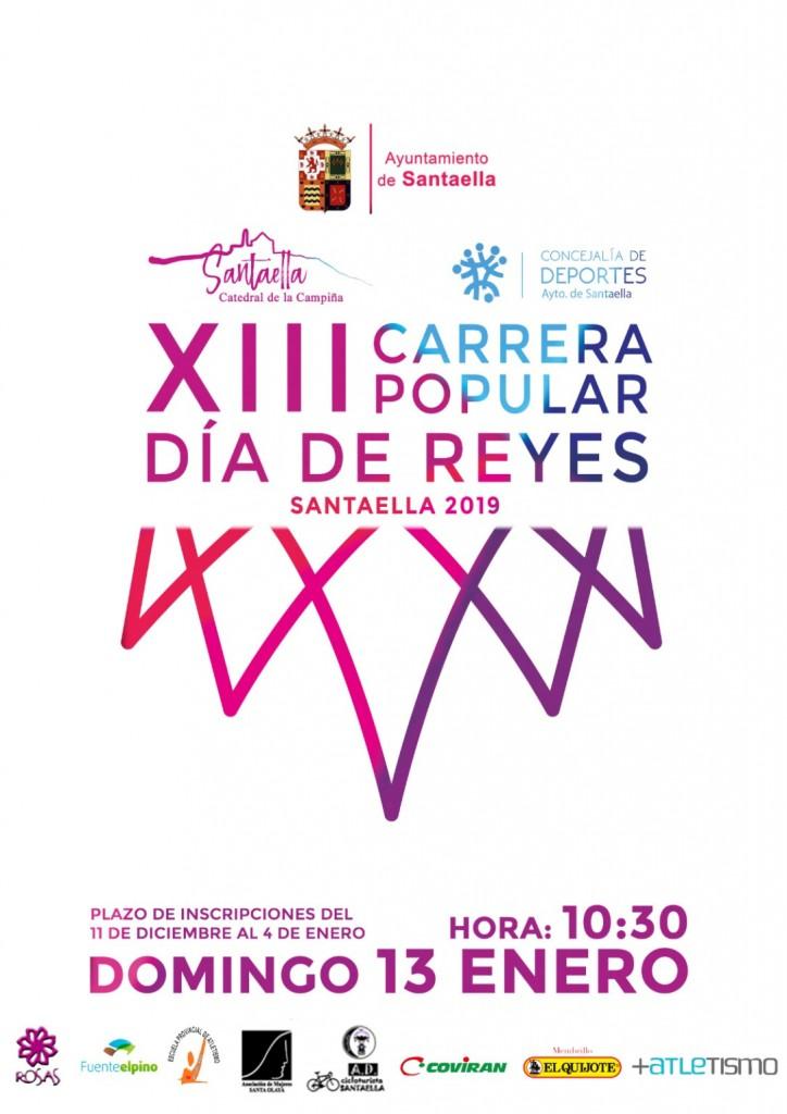 XIII Carrera Popular Dia de Reyes - Córdoba - 2019