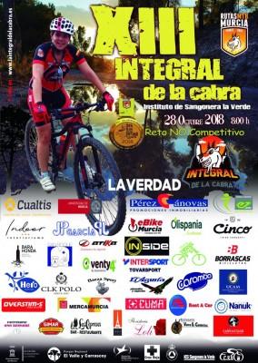 XIII INTEGRAL DE LA CABRA