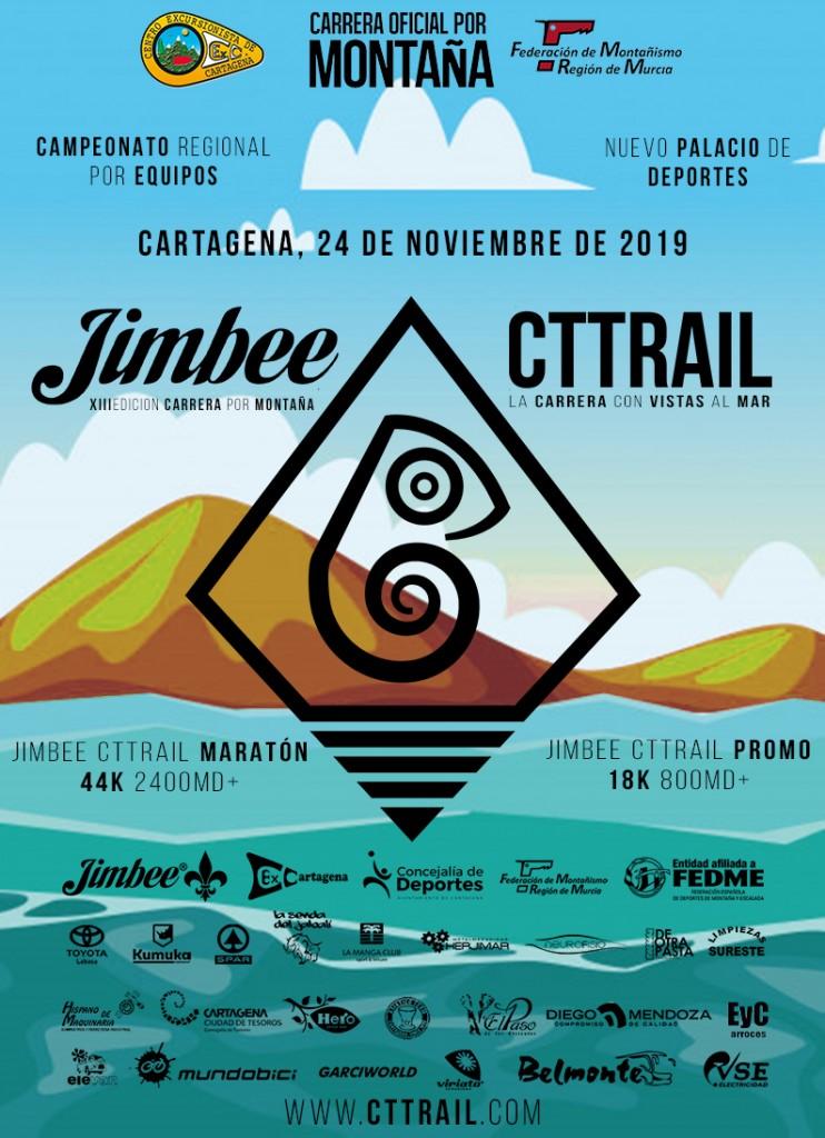 XIII Jimbee Cartagena Trail - Murcia - 2019