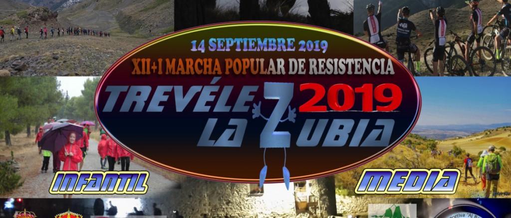 XIII Marcha Popular de Resistencia - Granada - 2019