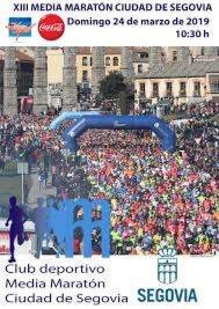 XIII Media Maratón Ciudad de Segovia - 2019