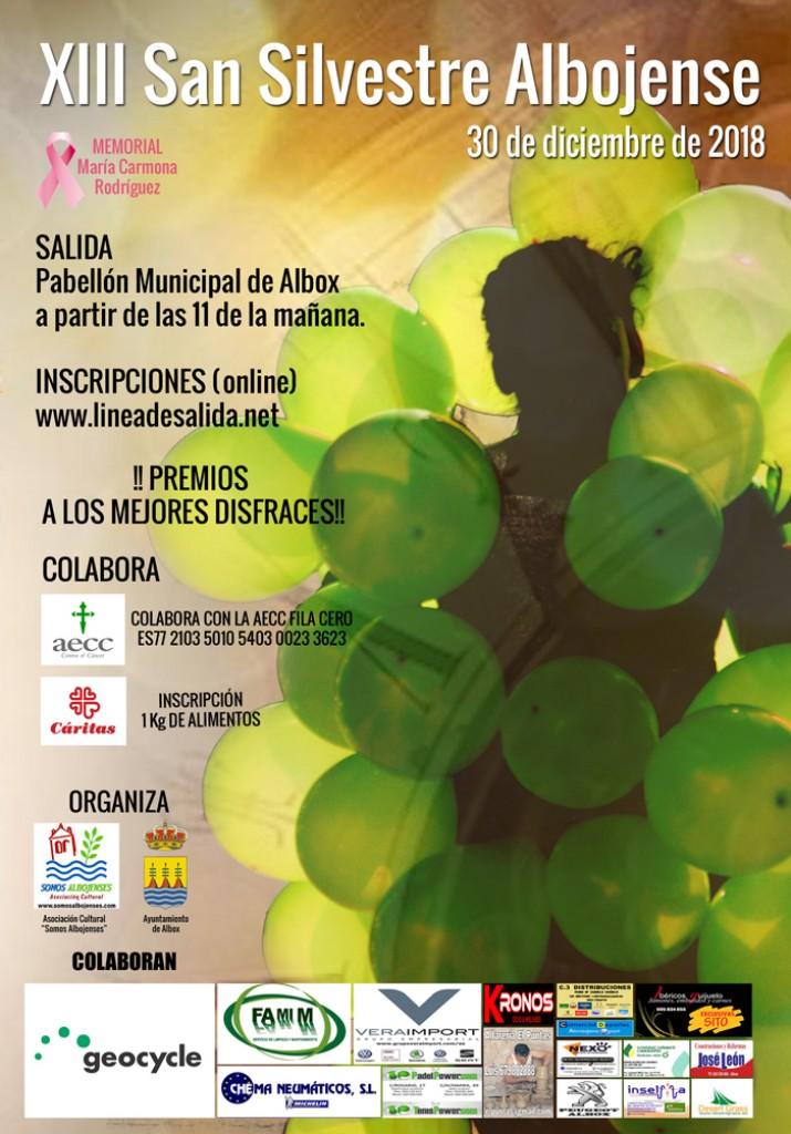 XIII San Silvestre Albojense - Almeria - 2018