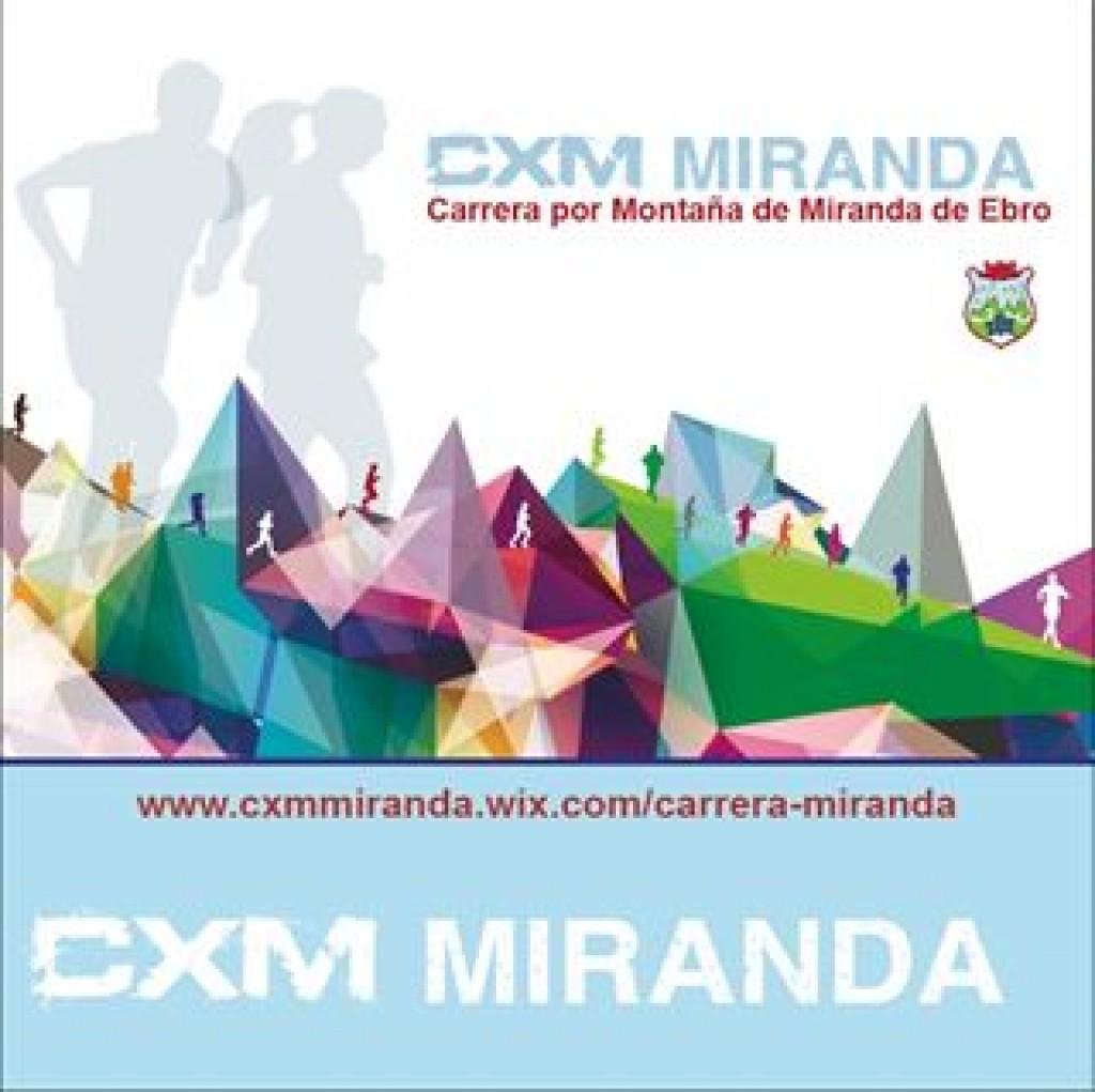 XIV Copa de Castilla y León de Carreras por Montaña en Línea 4ª prueba-VIII Carrera por Montaña Miranda de Ebro