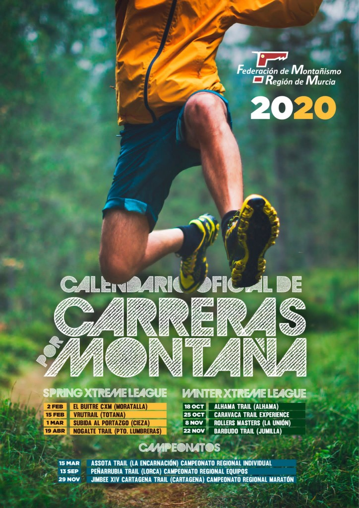 XIX Jimbee Cartagena Trail - Murcia - 2020