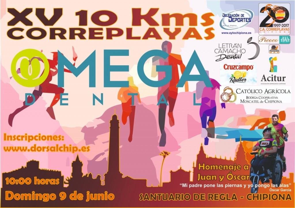XV Correplayas Chipiona - Cádiz - 2019