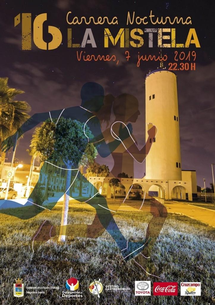 XVI Carrera Nocturna la Mistela - Sevilla - 2019