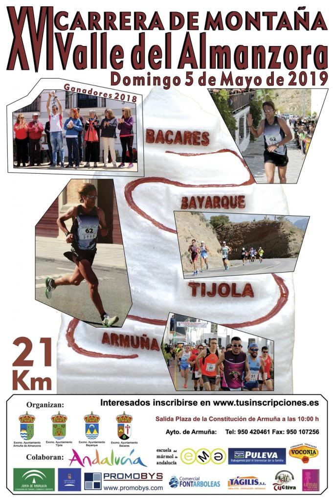 XVI CxM Valle de Almanzora - Almería - 2019