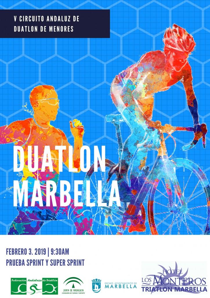 XVIII DUATLÓN CIUDAD DE MARBELLA - Malaga - 2019