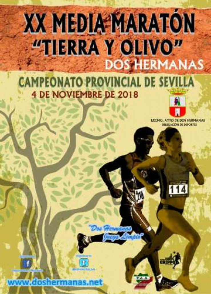 XX MEDIA MARATON TIERRA Y OLIVO