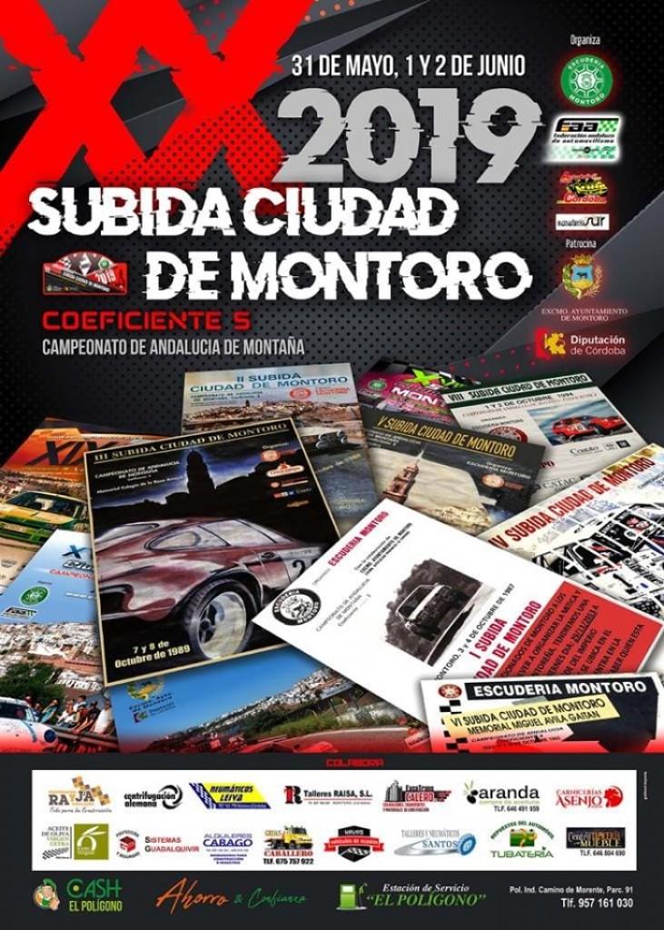 XX SUBIDA CIUDAD DE MONTORO - Córdoba - 2019