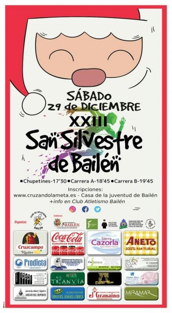 XXIII San Silvestre Bailén