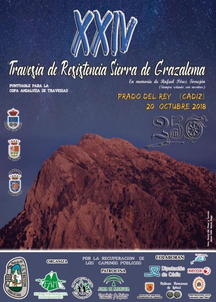 XXIV TRAVESIA DE RESISTENCIA SIERRA DE GRAZALEMA