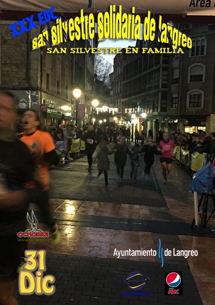 XXX San Silvestre de Langreo - Asturias - 2018