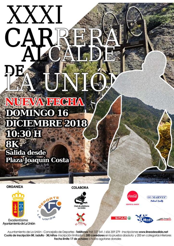 XXXI CARRERA ALCALDE DE LA UNION - MURCIA - 2018