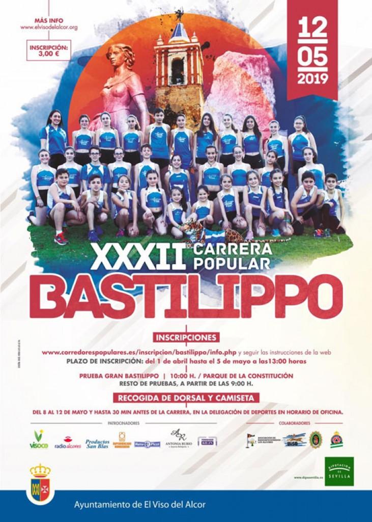 XXXII Carrera Popular Bastilippo - Sevilla - 2019