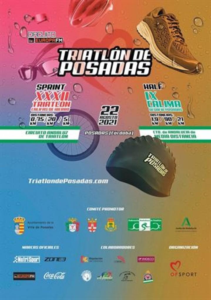 XXXII TRIATLÓN CALIFAS DE HIERRO - Cordoba - 2021