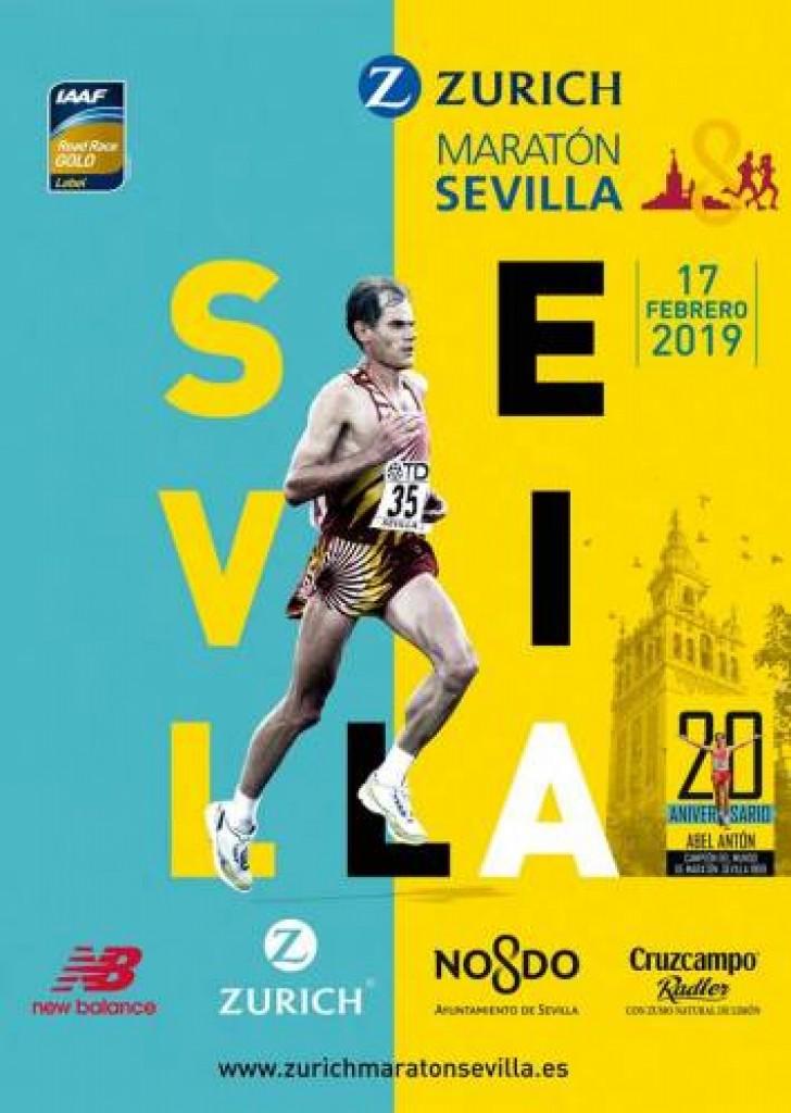 XXXV Zurich Maratón de Sevilla - 2019