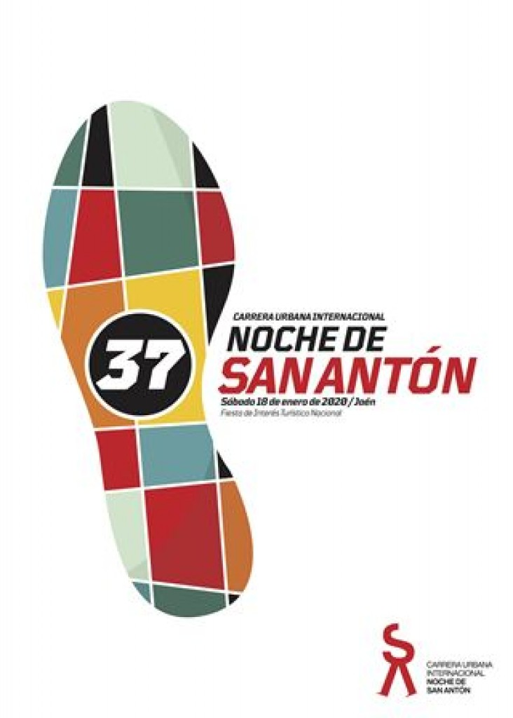 XXXVII CARRERA URBANA INTERNACIONAL NOCHE DE SAN ANTÓN - Jaén - 2020