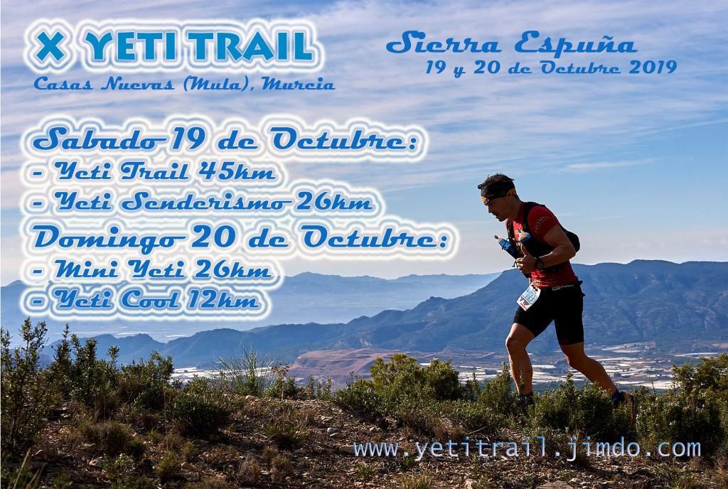 YETI TRAIL 2019 - Murcia